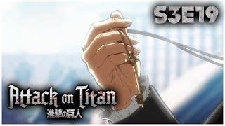 SHINGEKI NO KYOJIN S3 EPISODE 19 FR – ENORME REVELATION | Attaque Des Titans REVIEW/REACTION