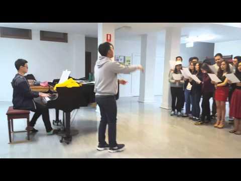 Mudika Melbourne Choir - Persembahan Hati