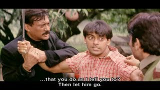 A Brutal Fight between Salman Khan & Asif Shaikh (Bandhan)