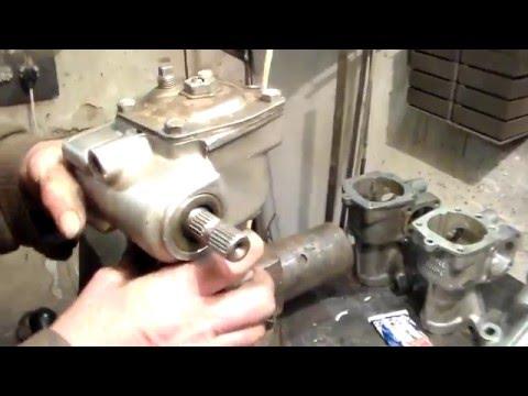 Замена масла в рулевом редукторе ваз 2106