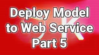 Deploy Keras neural network to Flask web service | Part 5 - Host VGG16 model with Flask