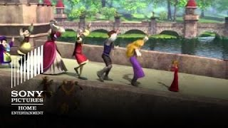 The Swan Princess: A Royal Family Tale - Dancing in the Kitchen