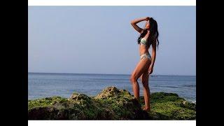 Video Seksi Anindya K Putri Indonesia 2015 Pakai Bikini