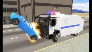 Turkish Agile Force Game 3D - Armored police car driving Game
