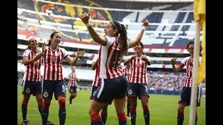 América vs Chivas 2-2 Goles y Resumen Semifinal Vuelta Liga MX Femenil 2017