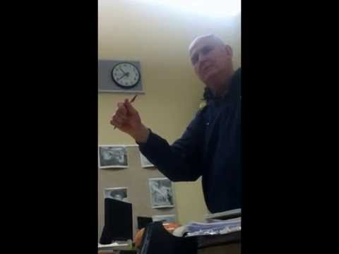 Teacher gets mad at student farting in class!!