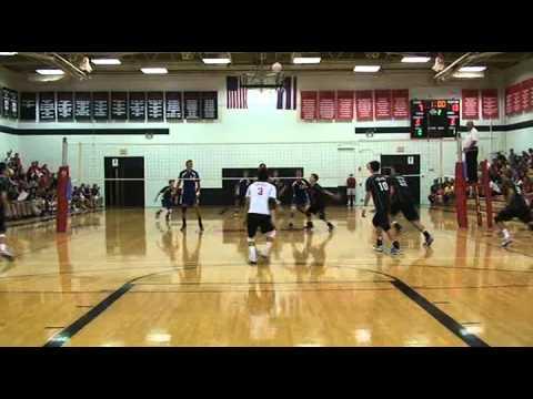 2010 ILH Boys Volleyball 'Iolani vs. Punahou Part 1