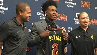Collin Sexton to wear Kyrie Irving