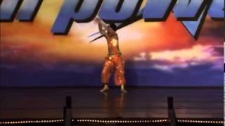 Dance Moms - Nia Frazier - Bollywood (S1, E8)