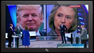 Russian TV  Hillary Clinton Is A Witch Who Will Start World War 3