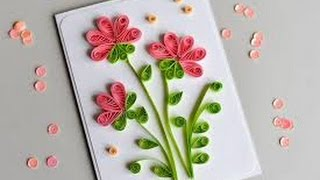How to make greetings card for happy birthday