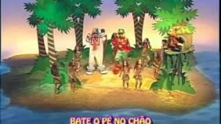Patati Patatá   A dança do Macaco 360p