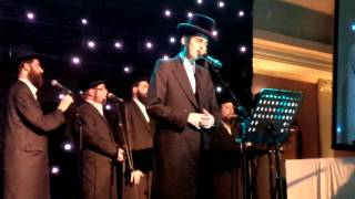 Motty Steinmetz singing