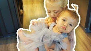 Everleigh Soutas and Ava Foley babysit Taytum and Oakley AGAIN?! | ForeverandForava