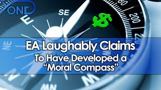 "EA Laughably Claims To Have Developed A ""Moral Compass"""