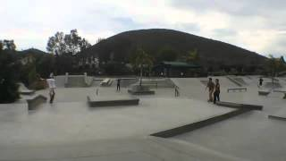 Nollie 360° Backside' Late Flip To Manual Ollie Out