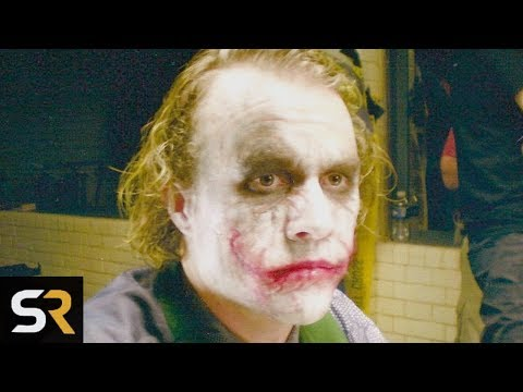 Why So Serious The True Story Of Heath Ledger s Joker