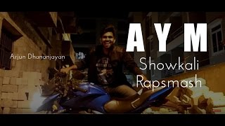 Showkali Rap - AYM Movie #rapsmash