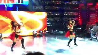 Boombayah- Showtime [BRIMNER TWINS]   Angela & Angelica