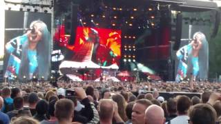 Guns n Roses Hämeenlinna You Could Be Mine 2017 Finland