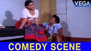 Rathidevi Comedy Scene    Kayam Movie Scenes