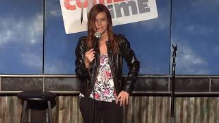 Heather Turman: Social Worker (Stand Up Comedy)