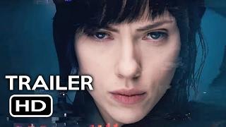 Ghost in the Shell Trailer + Super Bowl Trailer (2017) Scarlett Johansson Sci-Fi Movie HD