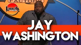 Jay Washington | United Airlines | Stand-Up Comedy