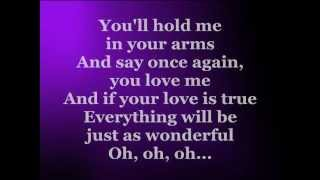 A Lover's Concerto (Lyrics) - SARAH VAUGHAN