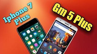 Iphone 7 Plus vs General Mobile Gm 5 Plus hız testi(speed test)