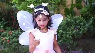 Amader desh ta shopnopuri sathi moder I Puspita das I Bijon & Friends Express 2017