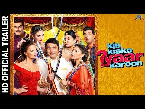Kis Kisko Pyaar Karoon | Official Trailer | Kapil Sharma, Arbaaz, Elli, Manjari, Simran, Sai & Varun