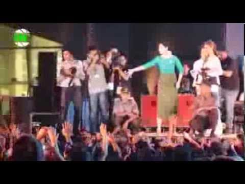 Thai Celebrities Pre Welcome Sea Games Concert in Yangon