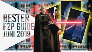 Bester F2P Farm Guide Juni 2019 - Warriors 5-Säulen-System ▶ Tutorial ▷ Star Wars: Galaxy Of Heroes