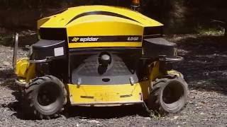 Spider ILD 02 remote control mower review | Farms & Farm Machinery