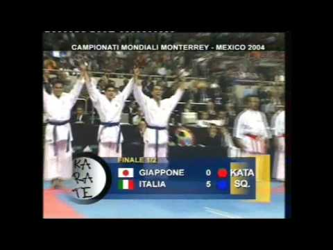 KARATE WKF for the Olympics 2016 -