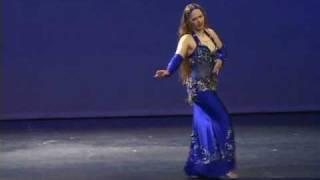 Nisaa of Saint Louis, Missouri, USA - raqs sharqi performance - May 24, 2008