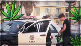 Selling Pot to Cops Prank (Real Life Trolling) @PublicPrank