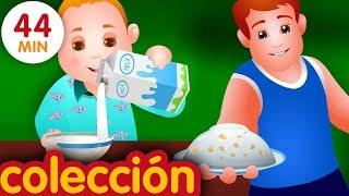 Johny Johny Sí Papá Colección   Canciones infantiles en Español   ChuChuTV Español Live Stream