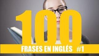100 frases básicas en inglés para principiantes  - #1