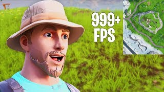 fortnite but on the HIGHEST FPS possible...