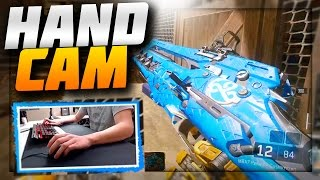 SNIPING HAND CAM GAMEPLAY! Black Ops 3
