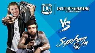Deltia vs Sypherpk Epic Rap Battle
