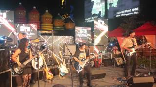 Time - Pink Floyd Cover by Tamish Pulappadi & Thermal and a Quarter Band - TAAQ