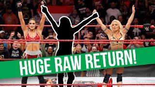 Huge WWE Return On Raw | New Intercontinental Champion