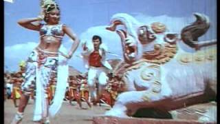 Kondameena Chandamama- Full Song-Vetagadu
