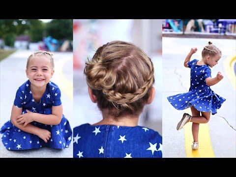 Xxx Mp4 Crown Braid Toddler Hairstyle Cute Girls Hairstyles 3gp Sex