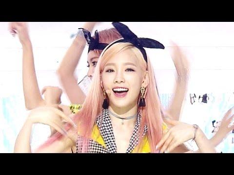 watch (Comeback Special) 소녀시대(Girls' Generation) - Party(파티) @인기가요 Inkigayo 20150712