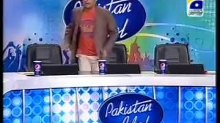 Most Funny Audition in Pakistan Idol