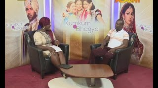 Kumchacha - Kumkum Bhagya Chat Room on Adom TV (25-4-17)
